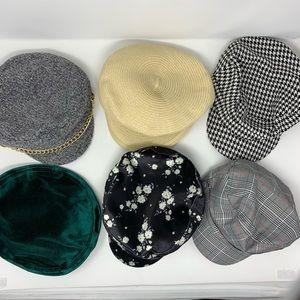 6 Hats Bundle